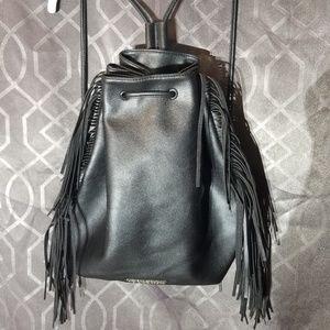 Victoria's Secret black backpack